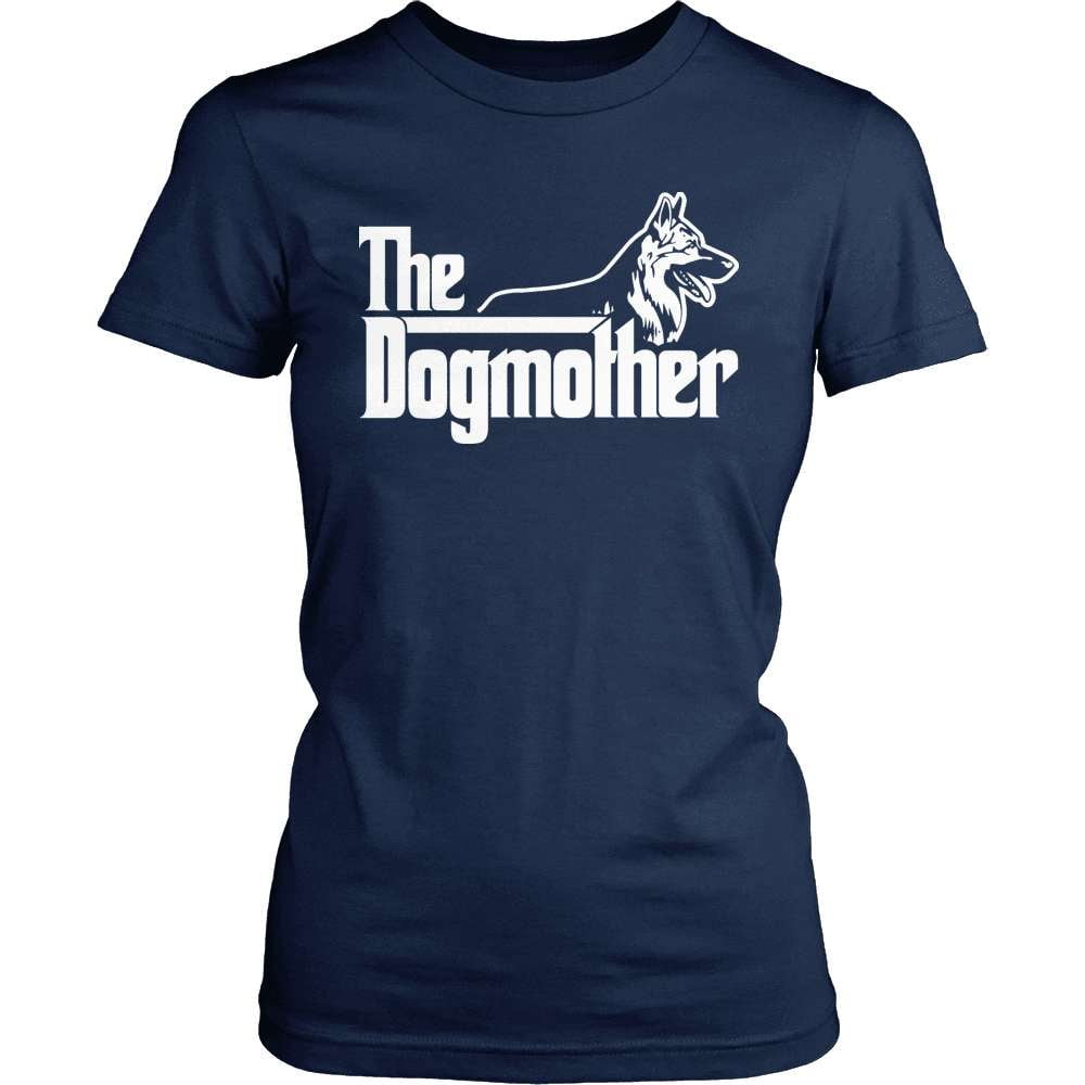 GSD T-Shirt Design - The Dogmother