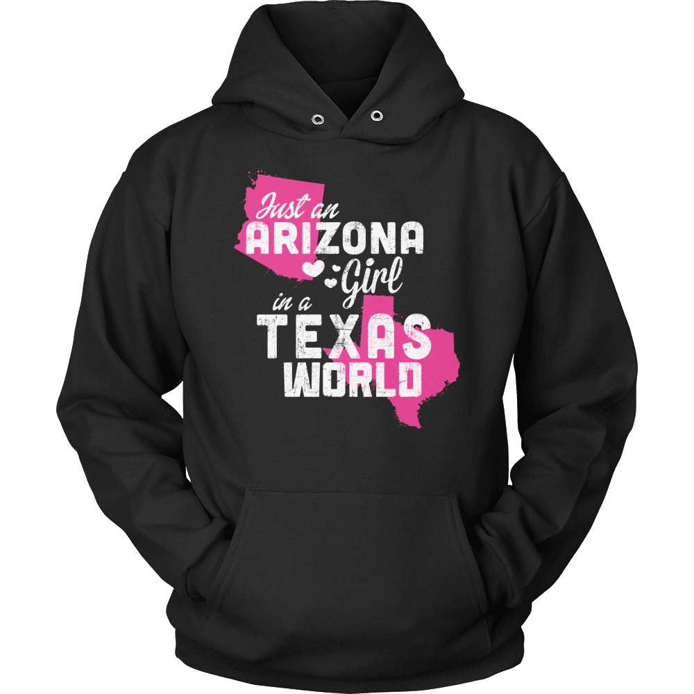 Arizona T-Shirt Design - Arizona Girl Texas World