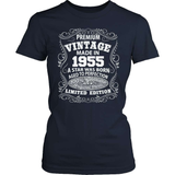 Birthday T-Shirt - Premium - 1955