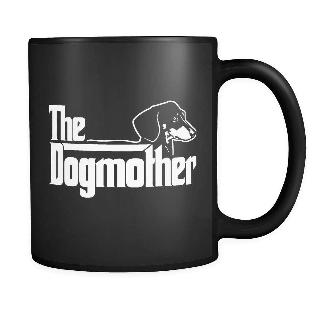 The Dogmother - Luxury Dachshund Mug