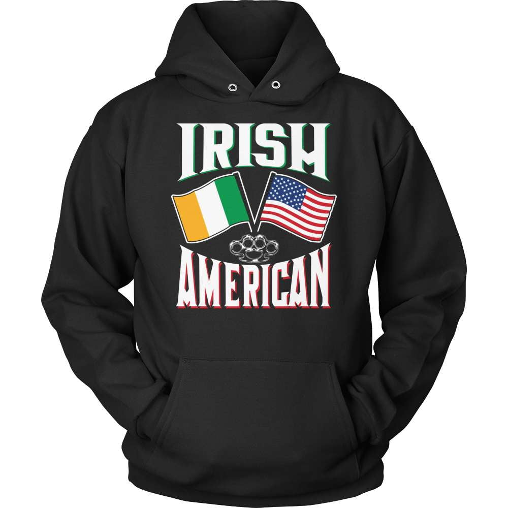Irish T-Shirt Design - Irish American