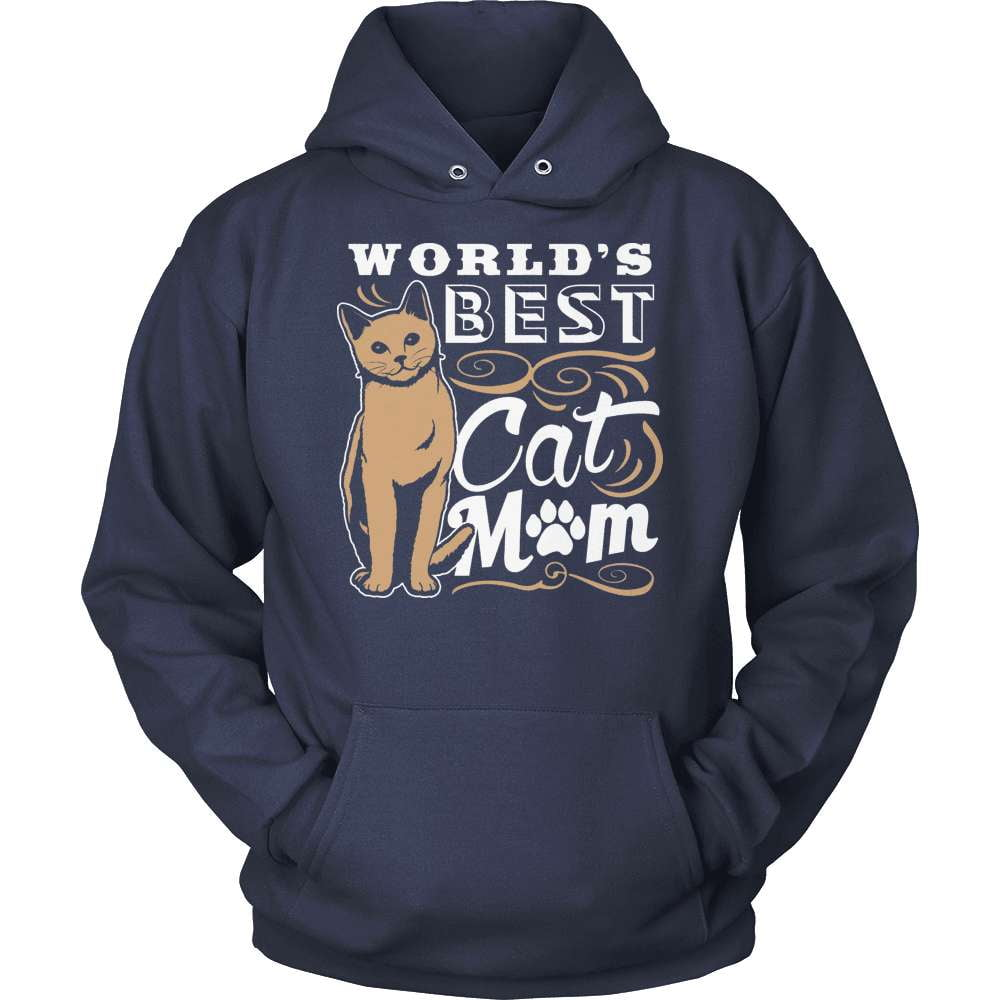 Cat T-Shirt Design - Best Cat Mom