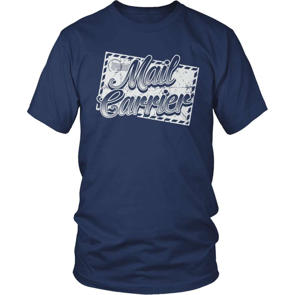 Mail Carrier T-Shirt Design - Mail Carrier