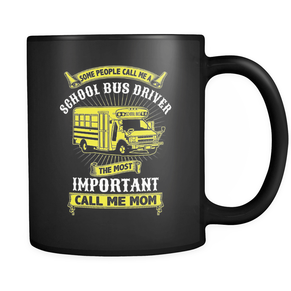 School Bus Mom - Luxury School Bus Driver Mug