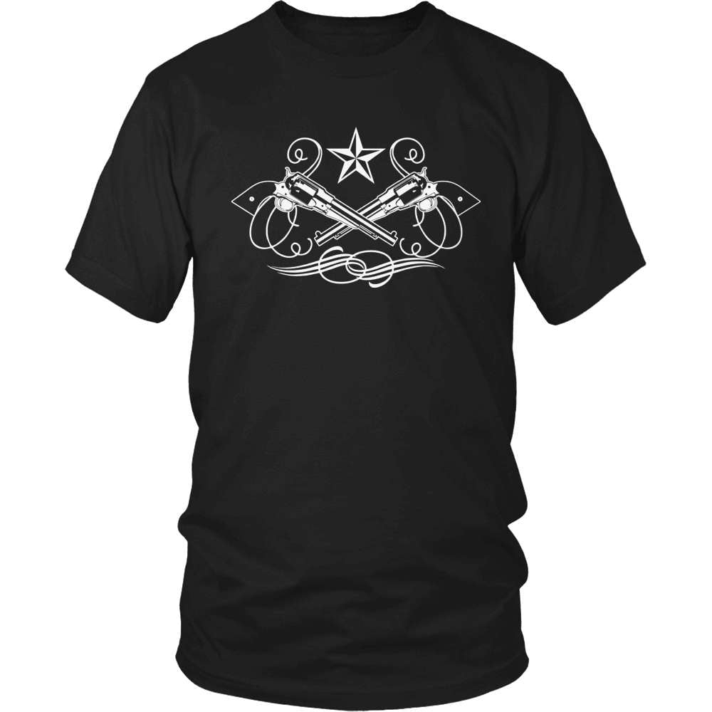 Country T-Shirt Design - Don't Cross Me - snazzyshirtz.com