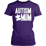 Autism T-Shirt Design - Mum