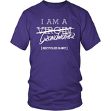 Grandparent T-Shirt Design - I Am A Grandmother