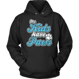 Dog T-Shirt Design - My Kids Have Paws
