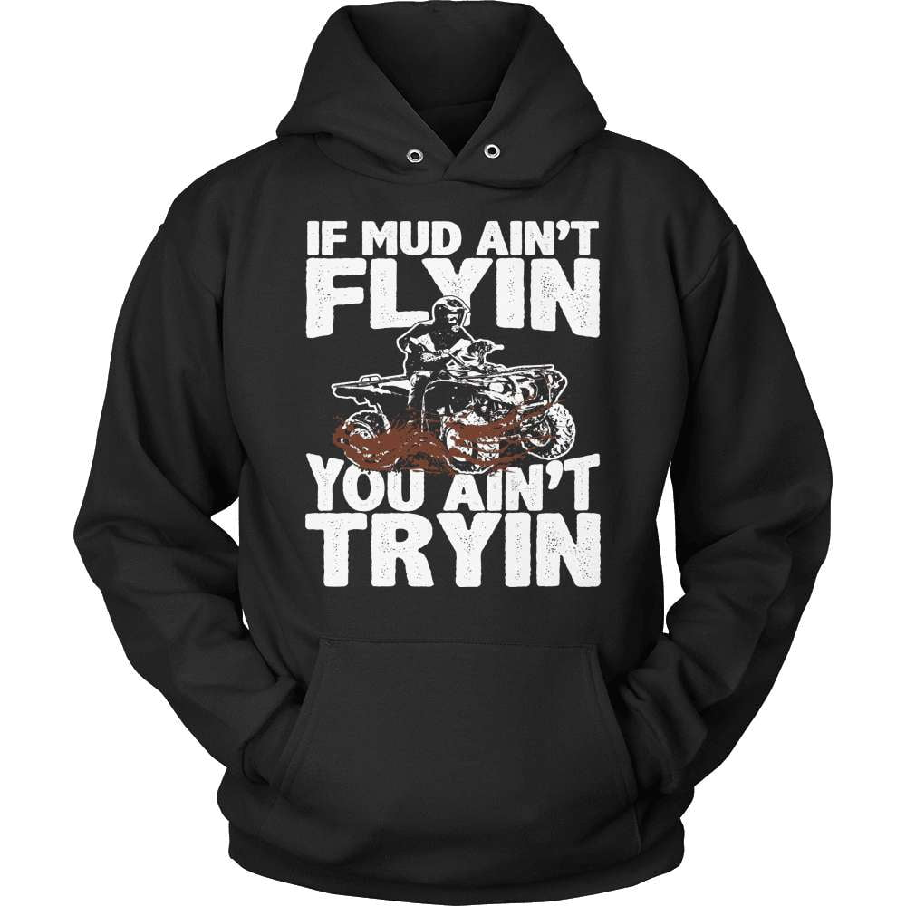 Dirt Bike T-Shirt Design - Flyin Quad