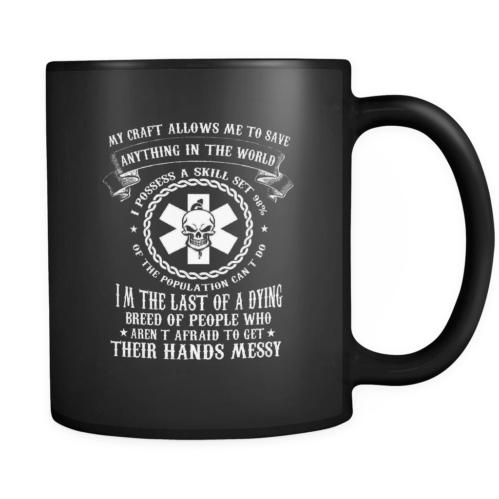Anything In The World - Luxury Nurse Mug