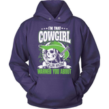 Country T-Shirt Design - I'm That Cowgirl!