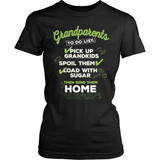 Grandparent T-Shirt Design - My To Do List