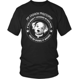 Dog T-Shirt Design - My Fashion Philosophy!