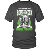 Oil Worker T-Shirt Design - I'm That Roughneck!