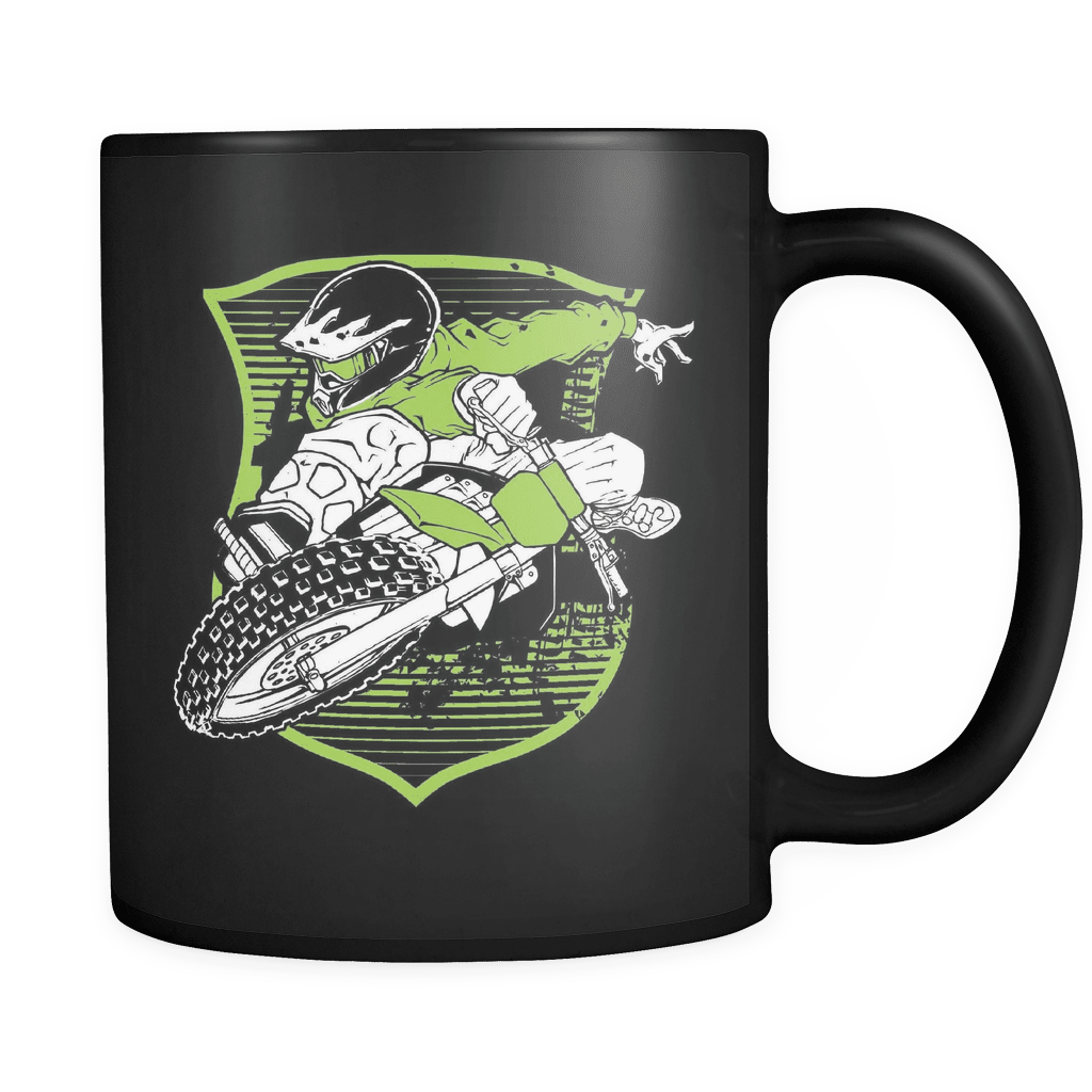 Motocross Action - Luxury Dirt Bike Mug