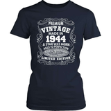 Birthday T-Shirt - Premium - 1944