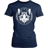 Cat T-Shirt Design - Look Into My Eyes