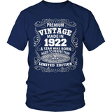 Birthday T-Shirt - Premium - 1922