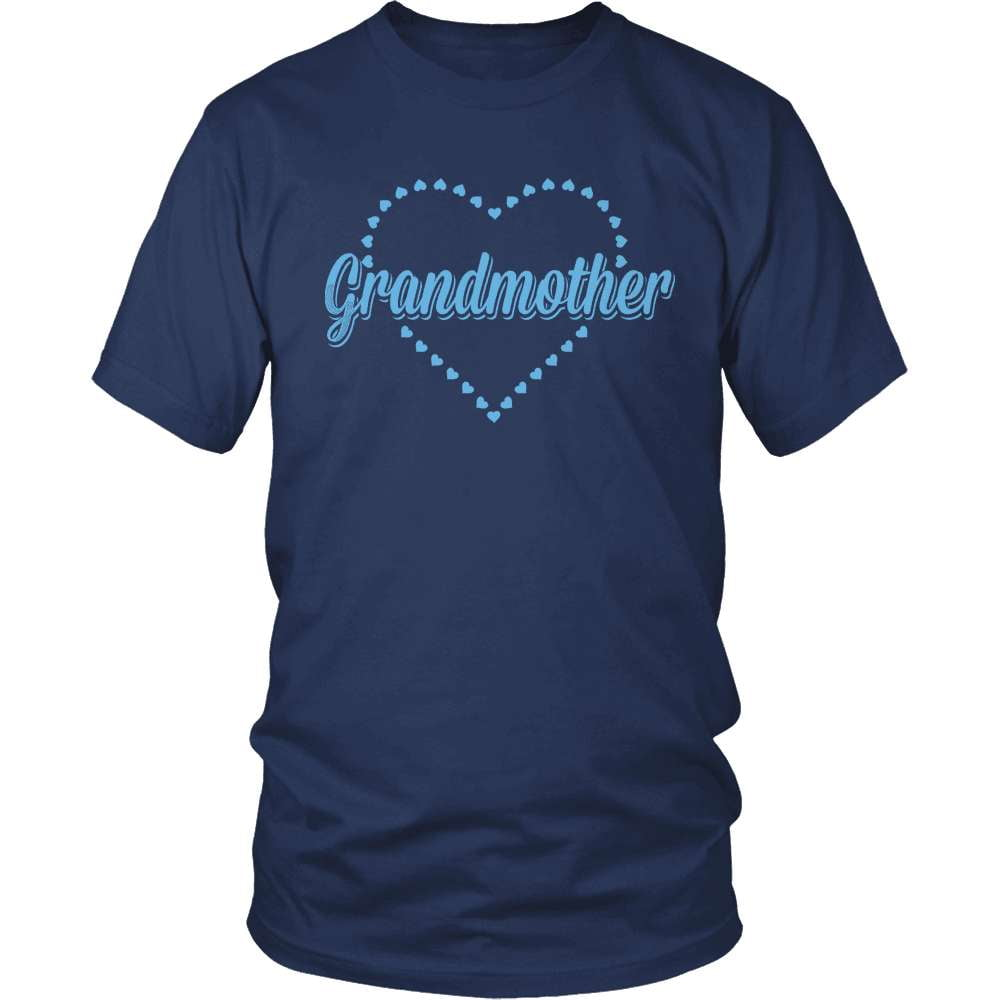 Grandparent T-Shirt Design - Grandmother