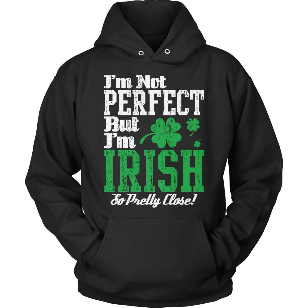 Irish T-Shirt Design - Not Perfect But Close