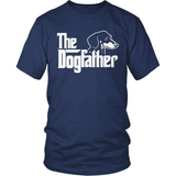 Dachshund T-Shirt Design - The Dogfather