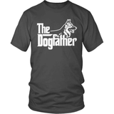 GSD T-Shirt Design - The Dogfather