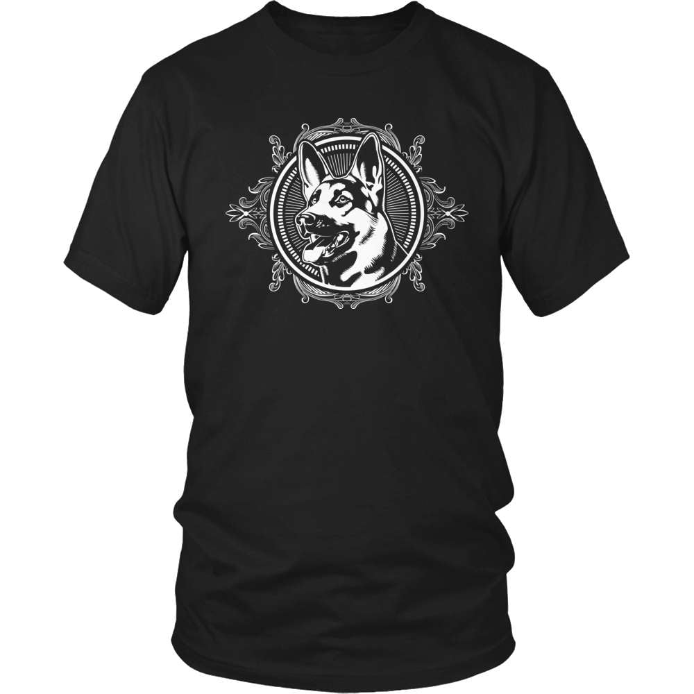 GSD T-Shirt Design - Shep Love