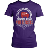 Mail Carrier T-Shirt Design - Created Equal