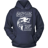 Fishing T-Shirt Design - All About That Bass!