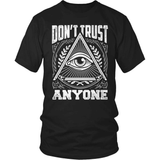 Truth Seeker T-Shirt Design - Don't Trust Anyone!