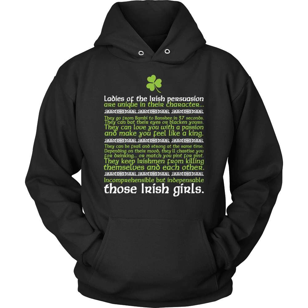 Irish T-Shirt Design - Those Irish Girls