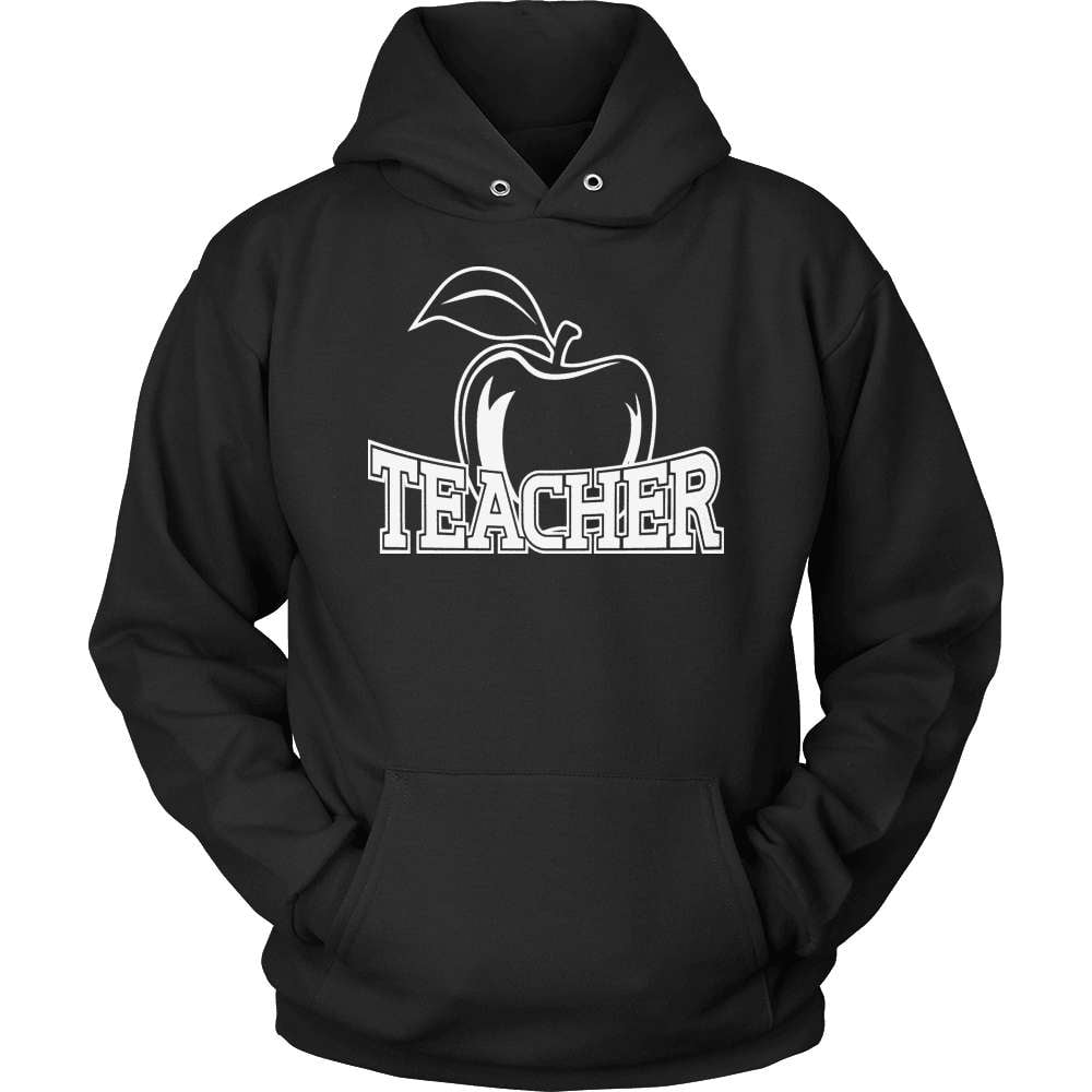 Teacher T-Shirt Design - Teacher Apple - snazzyshirtz.com