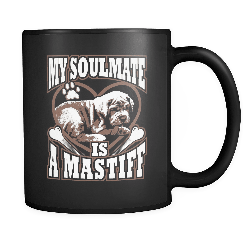 My Soulmate - Luxury Mastiff Mug