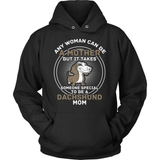 Dachshund T-Shirt Design - Dachshund Mom