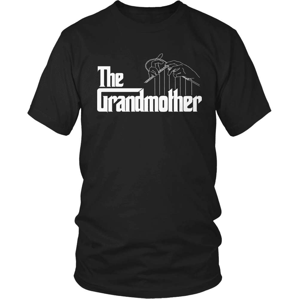 Grandparent T-Shirt Design -The Grandmother