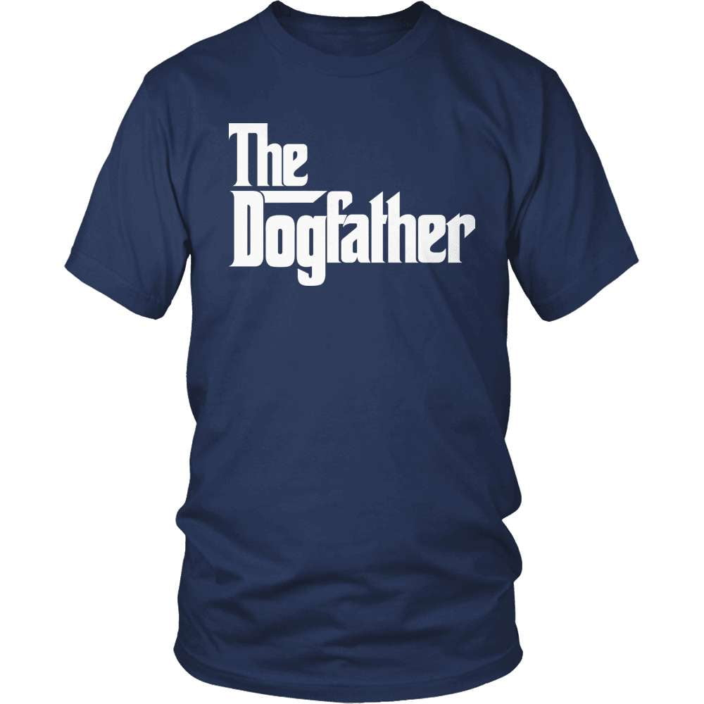 Dog T-Shirt Design - The Dogfather