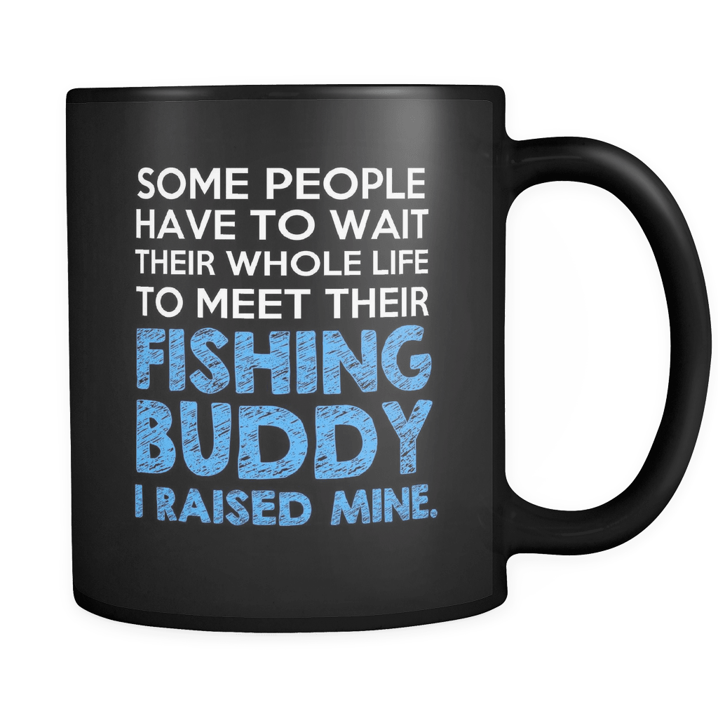 Fishing Buddy - Luxury Fishing Mug