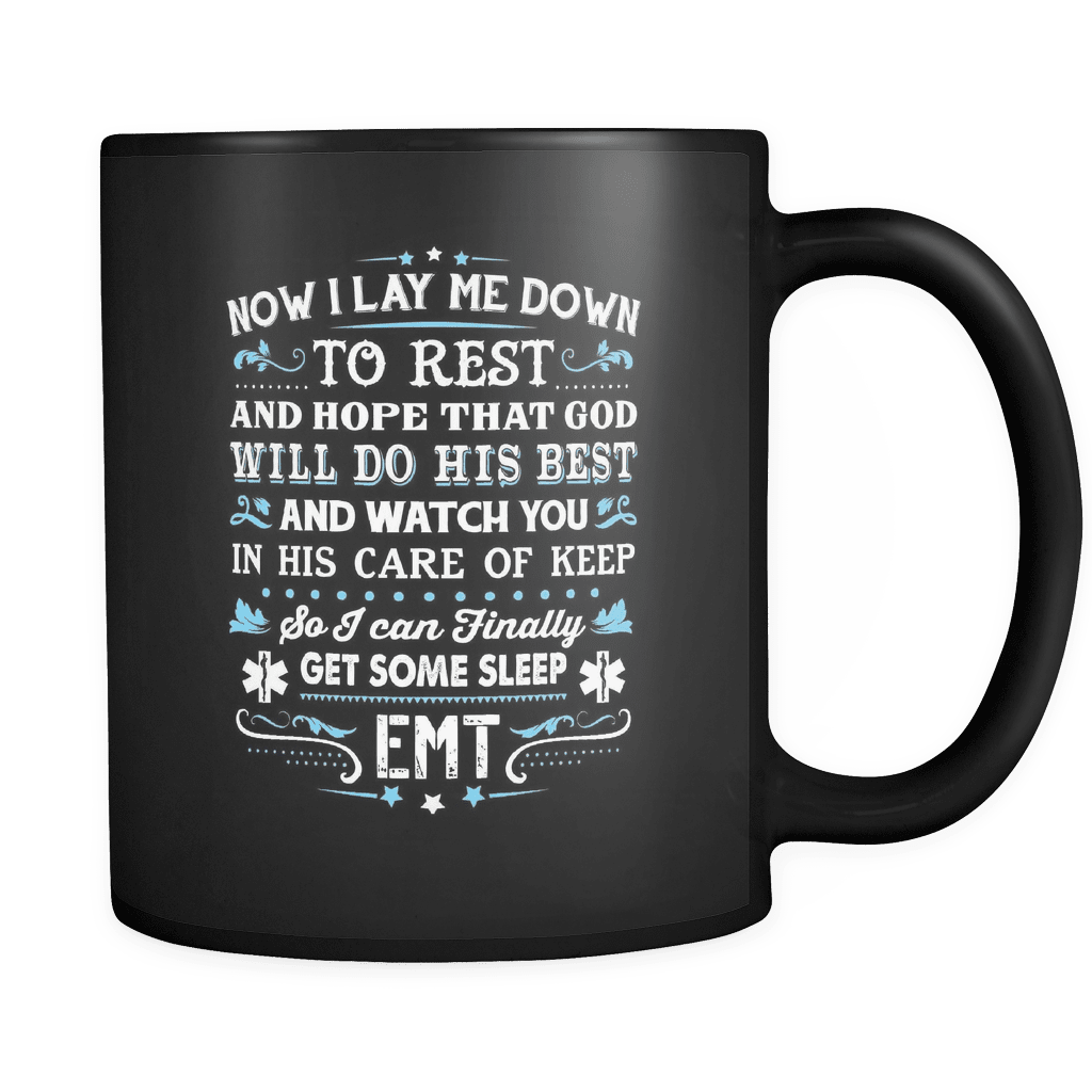 EMT Prayer - Luxury Mug