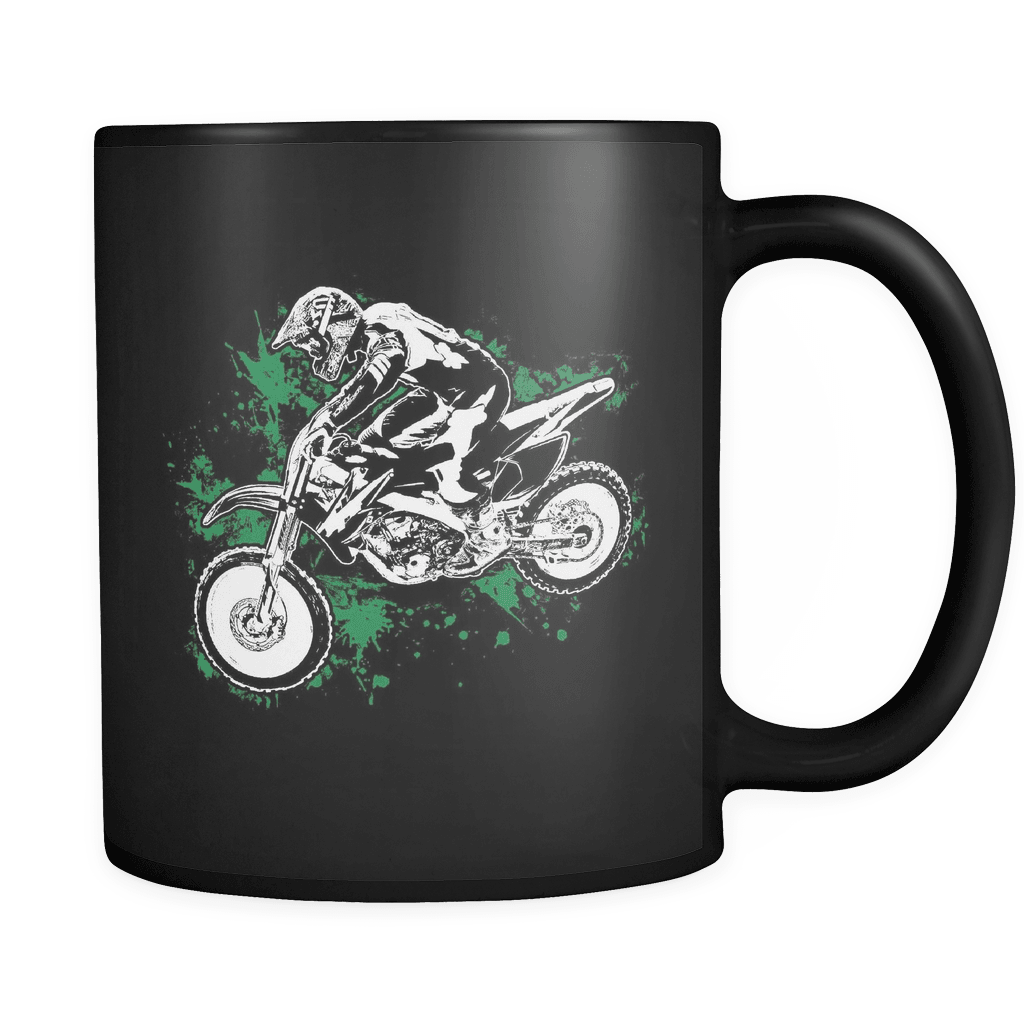 Flying - Luxury Dirt Bike Mug