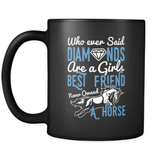 Girls Best Friend - Luxury Horse Mug