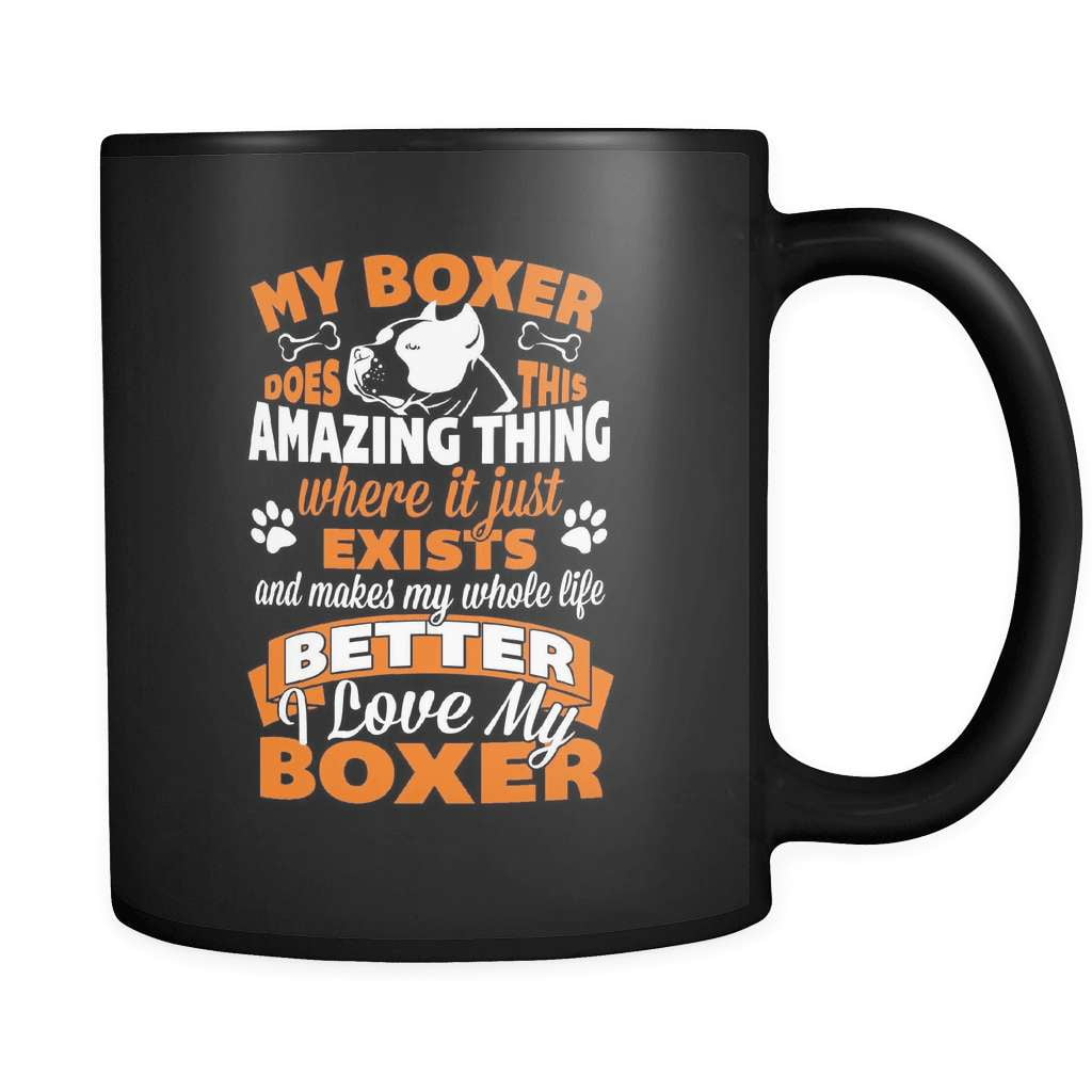 Amazing Boxer - Luxury Mug