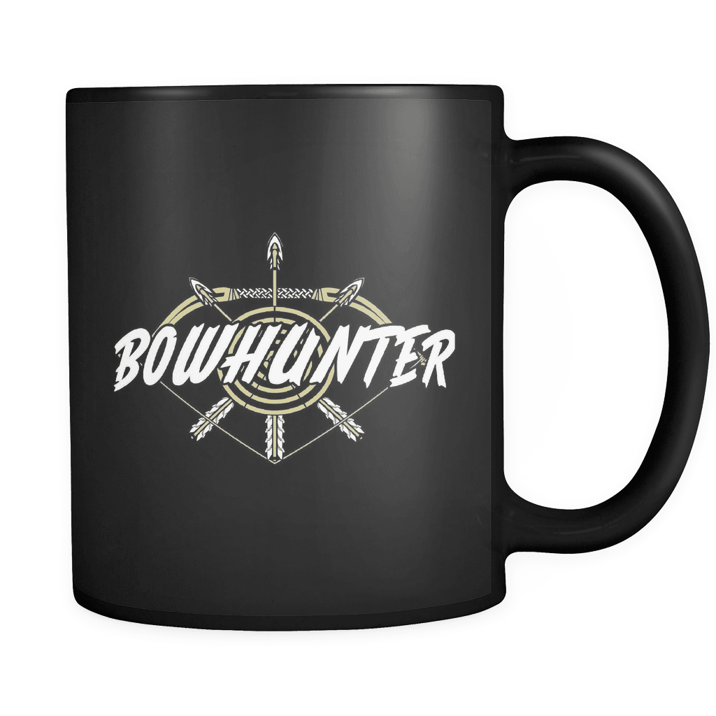 I Am A Bowhunter - Luxury Archery Mug