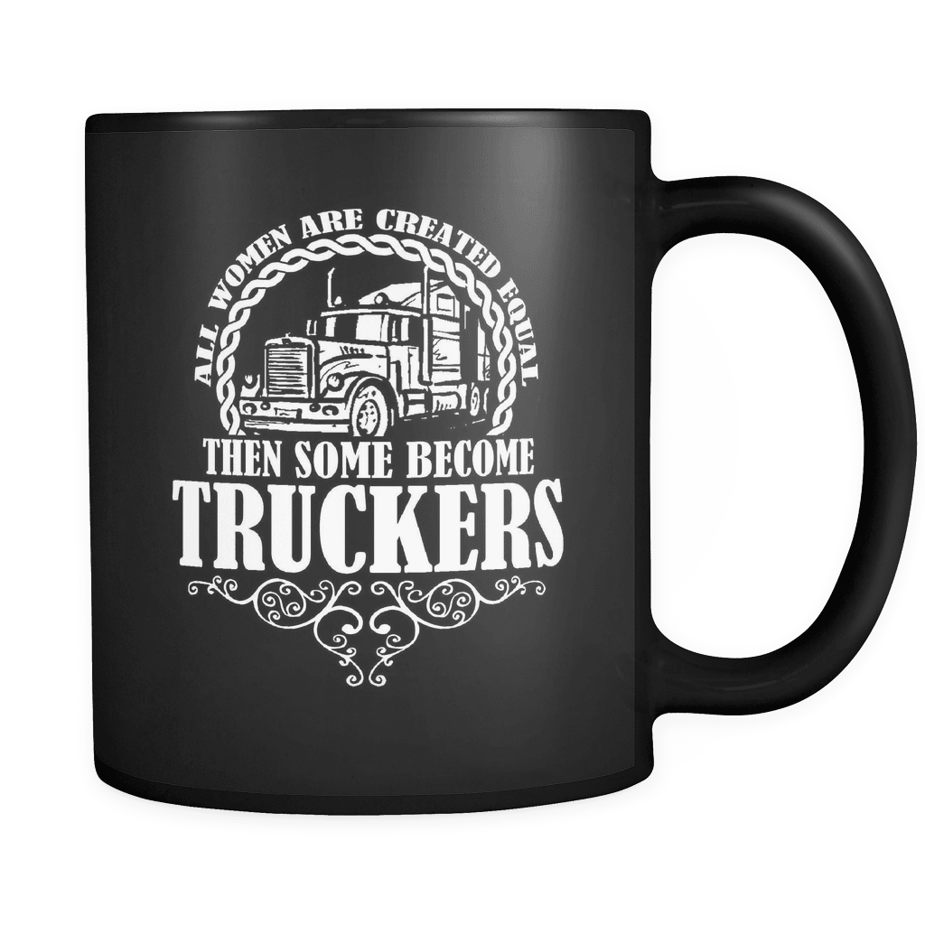 Trucker Women - Luxury Mug