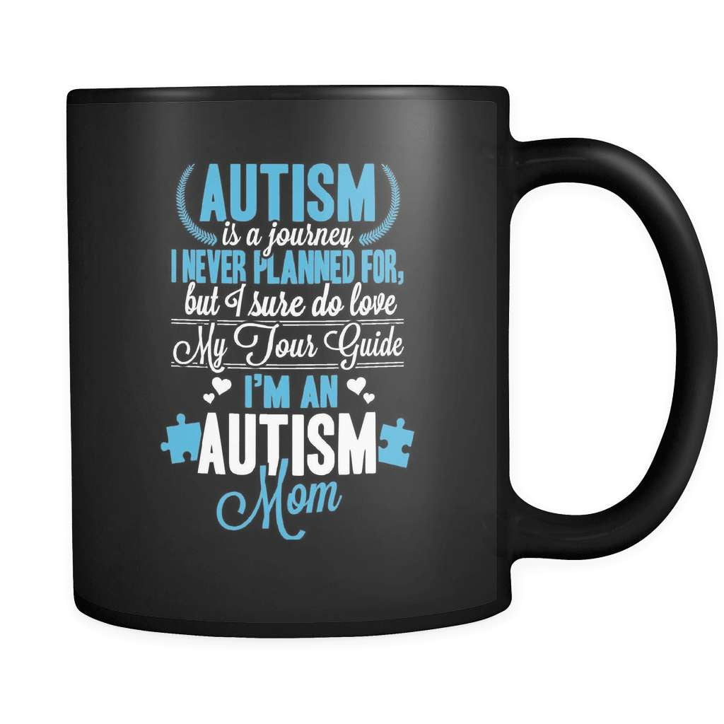Autism Mom - Luxury Mug