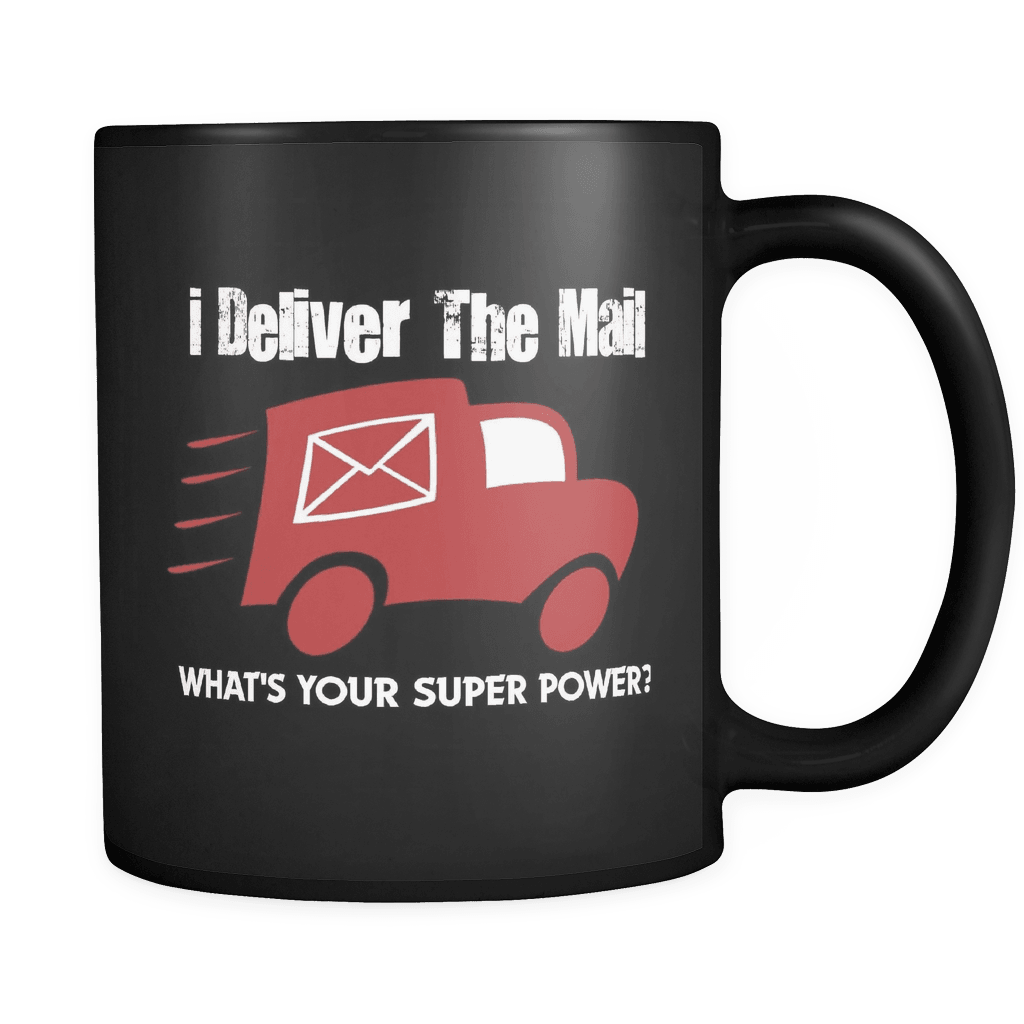 Superpower - Luxury Mail Carrier Mug