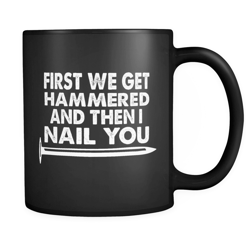 Nailed - Luxury Carpenter Mug