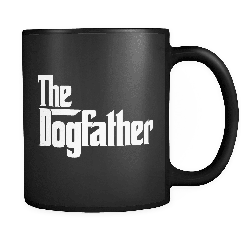 The Dogfather - Luxury Dog Mug