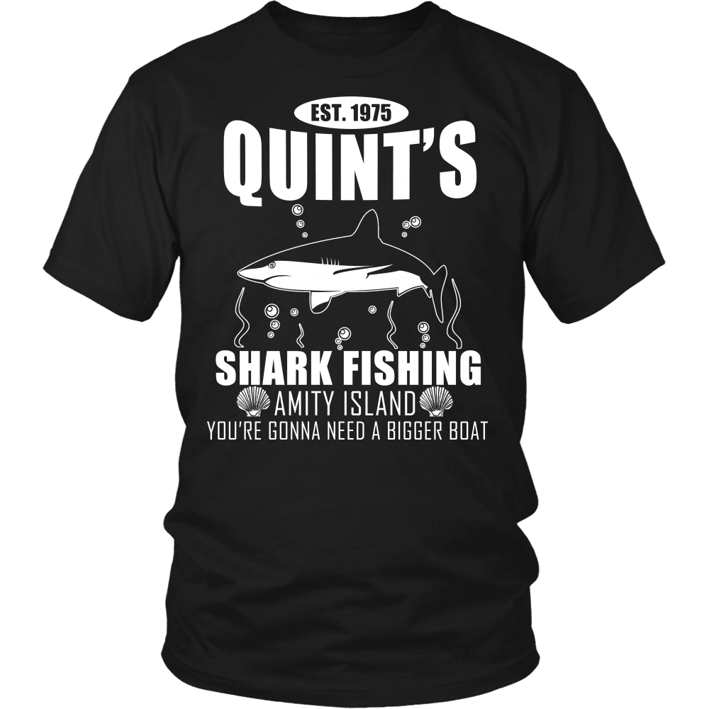 Fishing T-Shirt Design - Bigger Boat