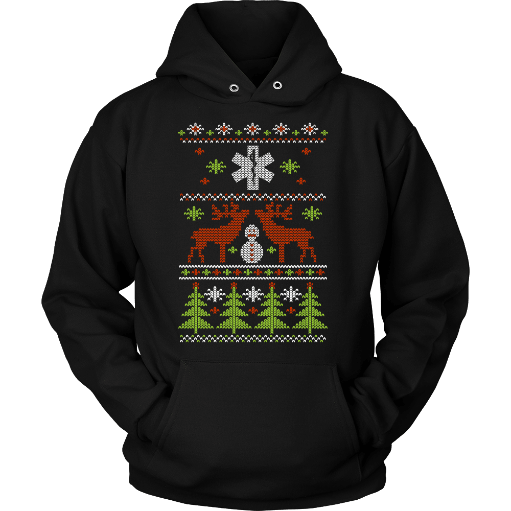 Christmas EMT T-Shirt Design