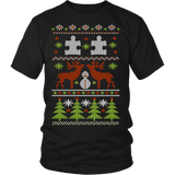 Christmas Autism T-Shirt Design